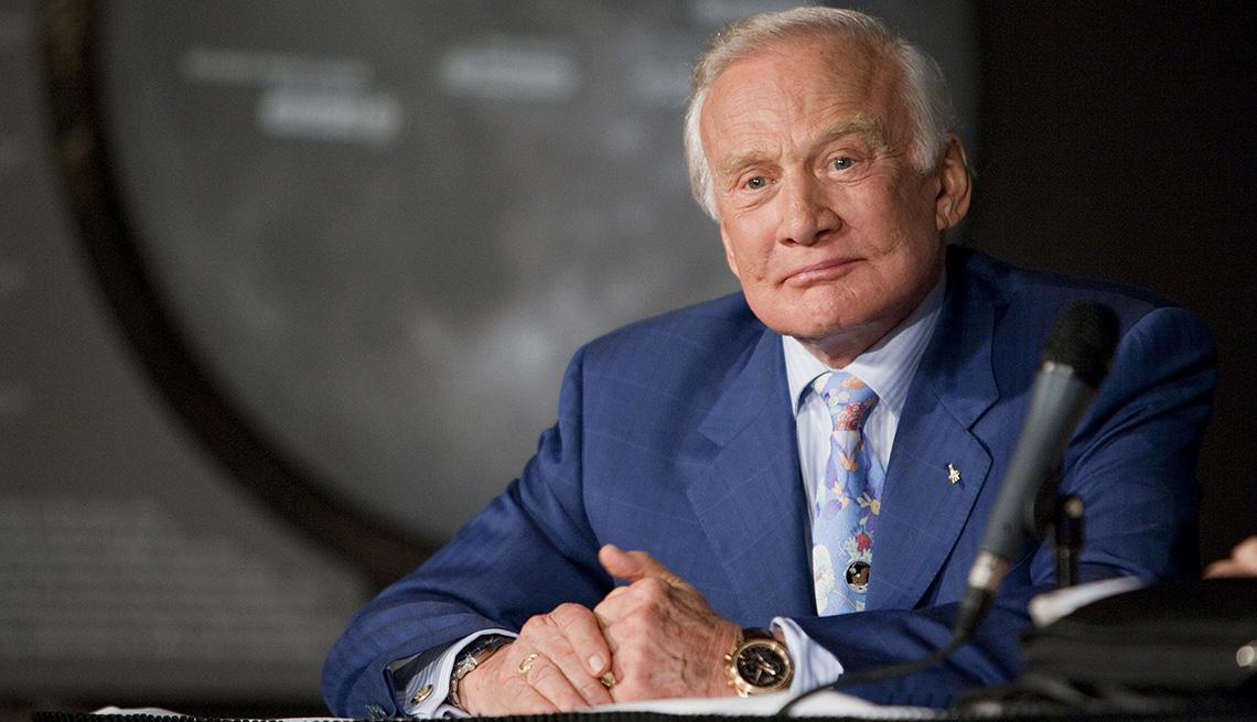 Astronaut, Veteran, Pilot, Engineer, Buzz Aldrin, Celebrities From New Jersey, Jersey Boys