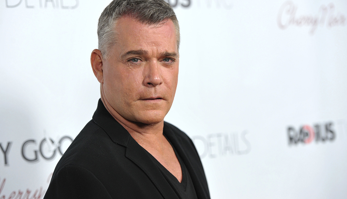 Actor Ray Liotta, Poses At Event, Celebrities From New Jersey, Jersey Boys