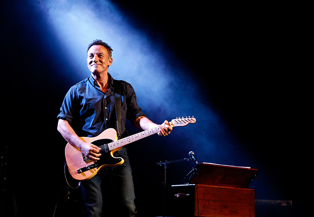 Bruce Springsteen, a Slideshow of Cool Jersey Boys