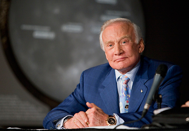 Buzz Aldrin, a Slideshow of Cool Jersey Boys