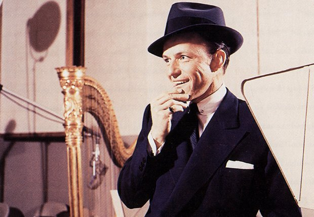 Frank Sinatra, a Slideshow of Cool Jersey Boys.