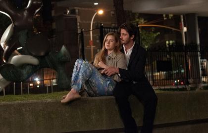 Amy Adams and Garrett Hedlund star in Lullaby.