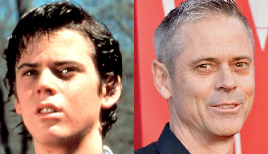 C. Thomas Howell, Actor, The Outsiders, The 80s, Teen Heartthrob, The Brat Pack Then And Now
