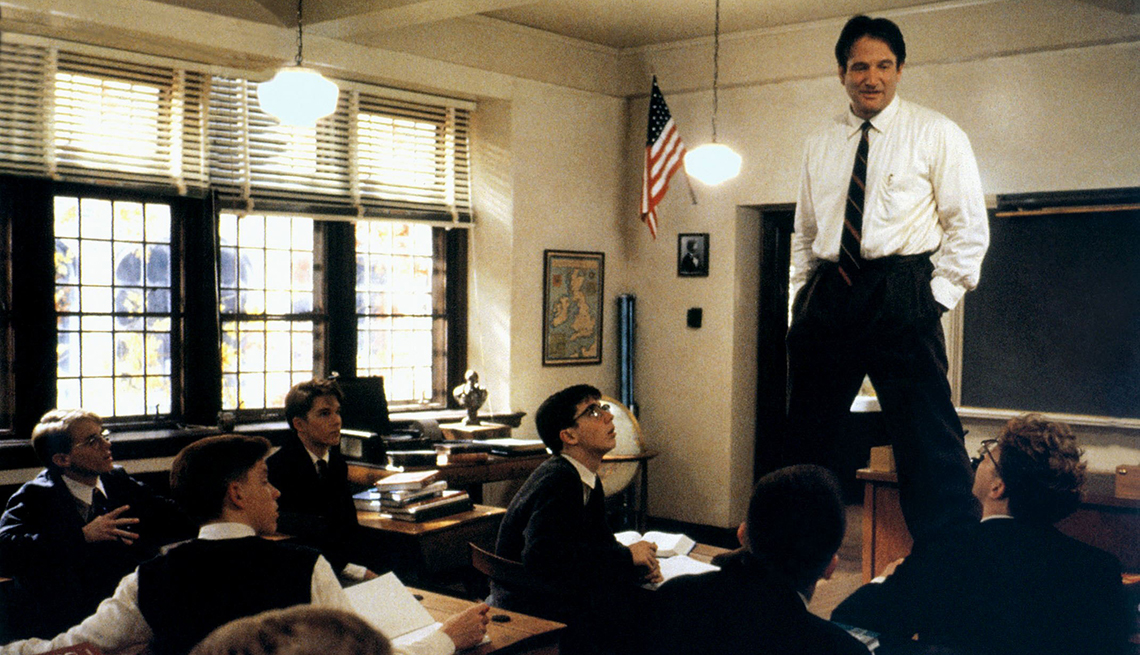 Dead Poets Society, Movie, Robin Williams, Actor, Robin Williams Best Roles