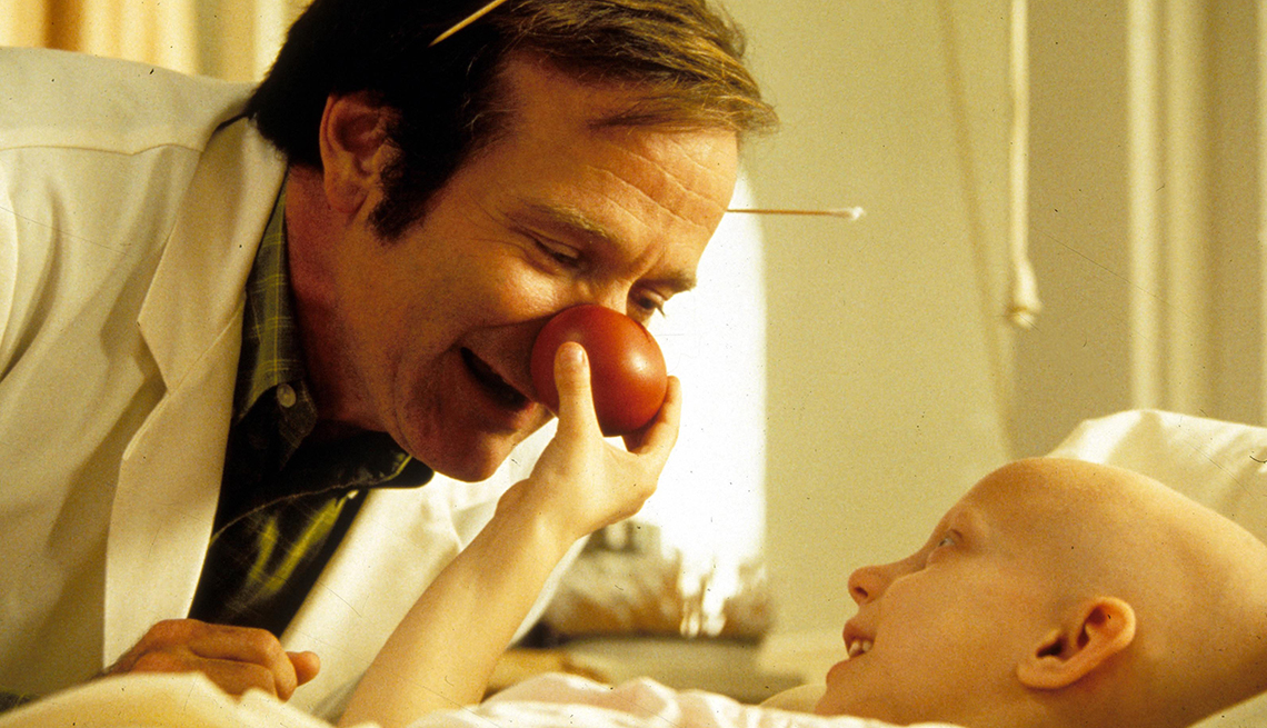 Patch Adams, Movie, Robin Williams Best Roles