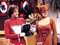 MORK & MINDY - Robin Williams - 10 papeles inolvidables