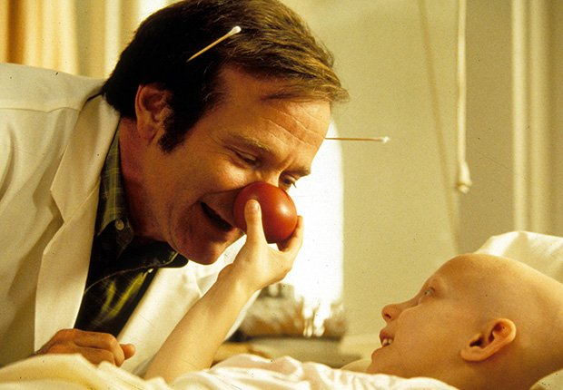 Patch Adams, 1998. Robin Williams: 10 papeles inolvidables