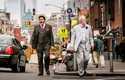 Alfred Molina and John Lithgow Star in Love is Strange.