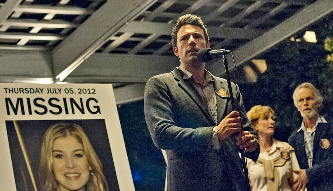 Ben Affleck, Gone Girl, movie review