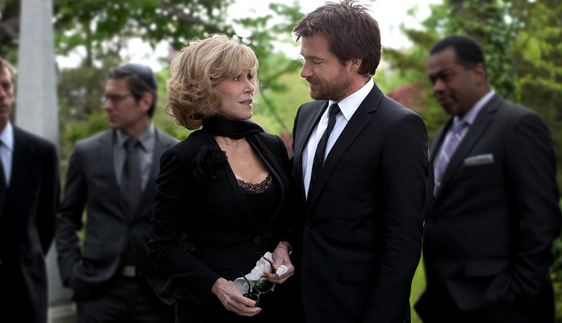 Jane Fonda, Jason Bateman Star, This is Where I Leave You, movie review