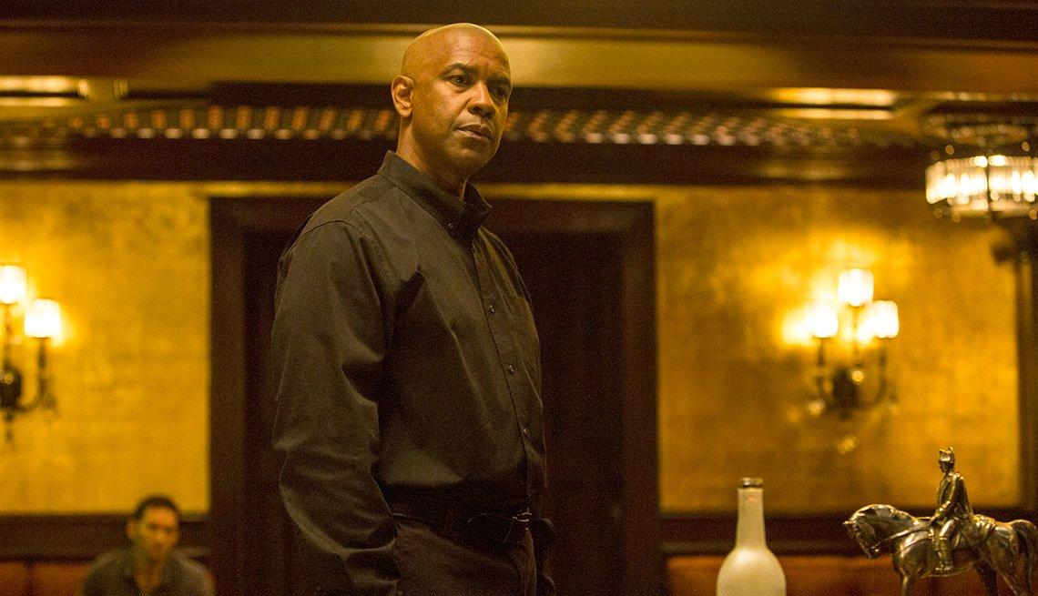 Denzel Washington, The Equalizer, movie review
