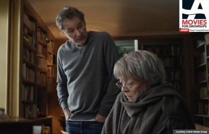 Kevin Kline and Maggie Smith Star in My Old Lady
