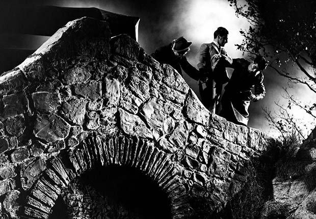 The 39 Steps, una película clásica de Alfred Hitchcock
