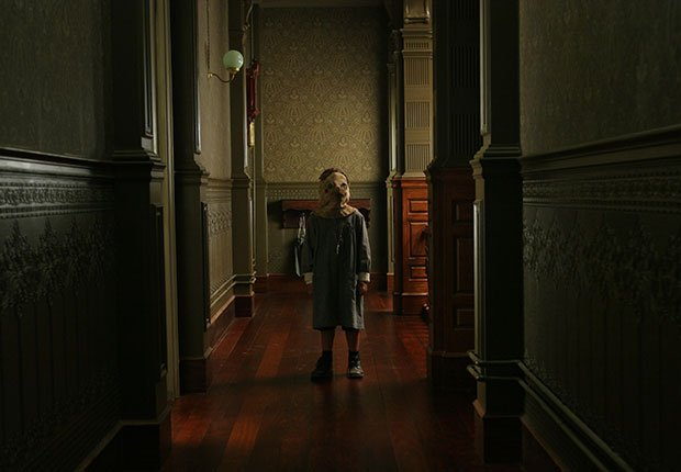 El Orfanato, Película de terror