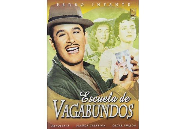 Escuela de vagabundos. 10 Películas clave de Pedro Infante.