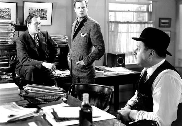 Foreign Correspondent, una película clásica de Alfred Hitchcock