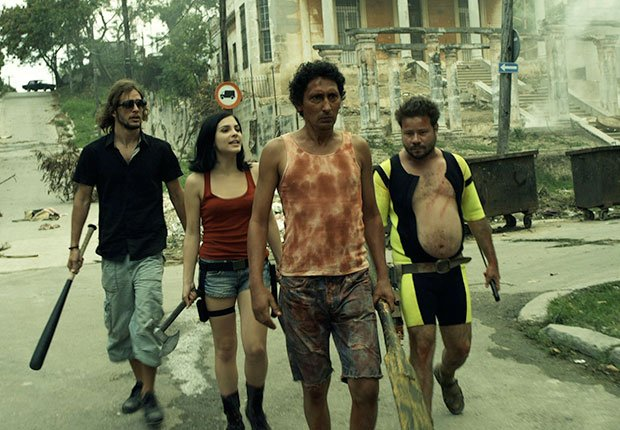 Juan de los Muertos, Película de terror