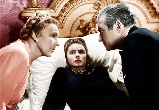 Notorious, una película clásica de Alfred Hitchcock