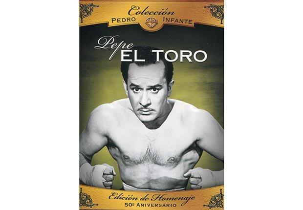 Pepe el toro. 10 Películas clave de Pedro Infante.