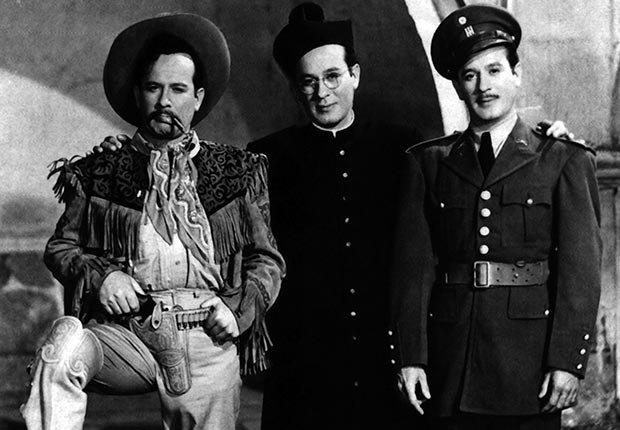 Los tres huastecos. 10 Películas clave de Pedro Infante.