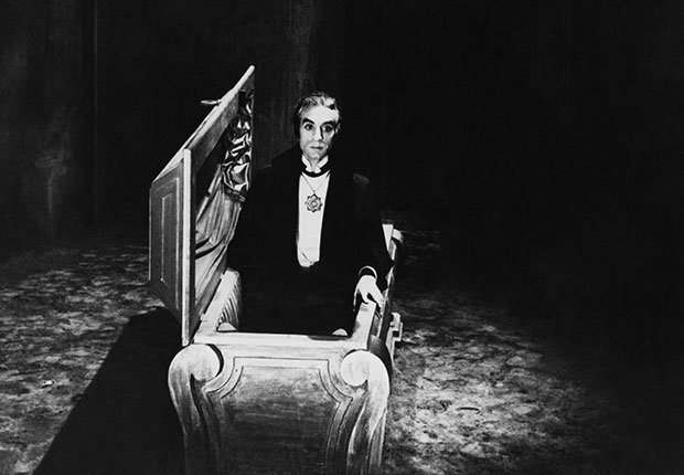 El Vampiro, Película de terror