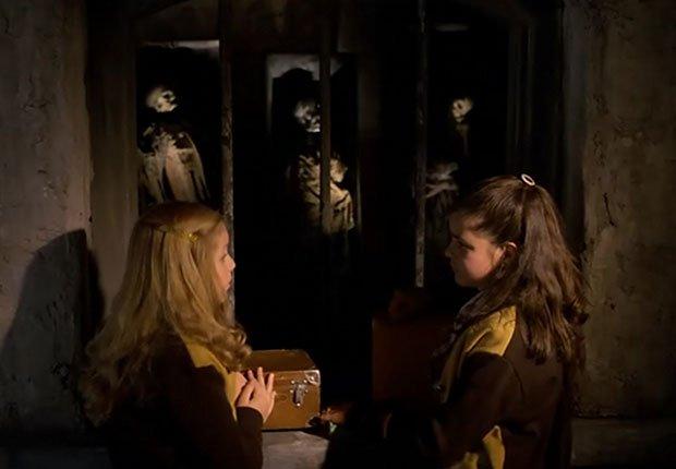 Veneno Para Las Hadas, Película de terror