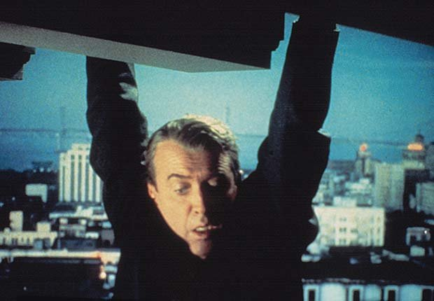 Vértigo, una película clásica de Alfred Hitchcock