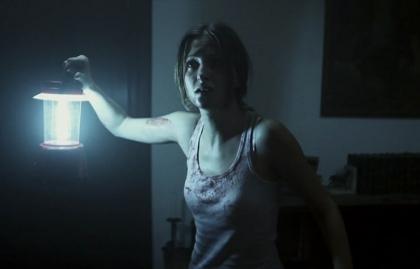 La Casa Muda, Película de terror