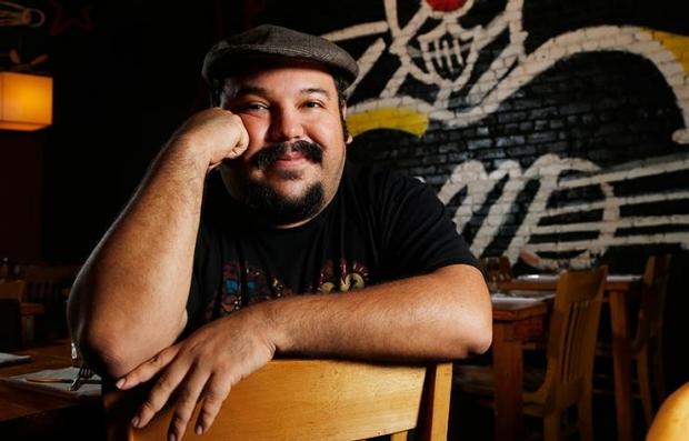 Entrevista con el director de la película animada The Book of Life, Jorge Gutiérrez