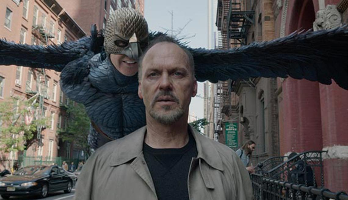 Birdman, Michael Keaton, Edward Norton, movie review