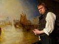Timothy Spall as J.M.W. Turner in Mr. Turner.