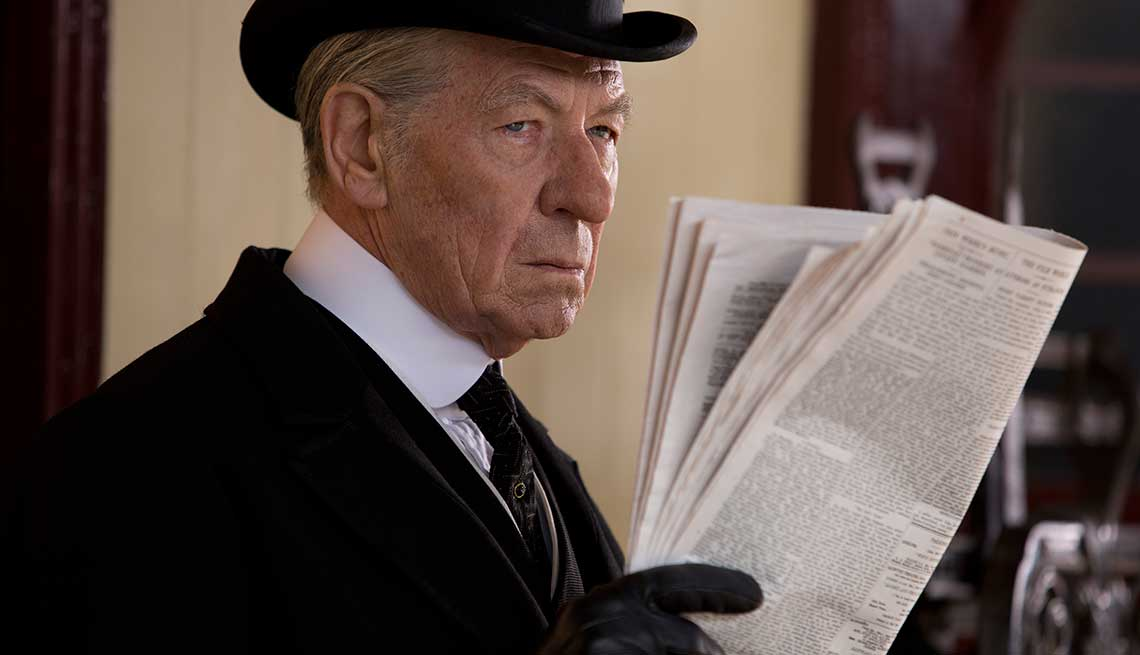 2015 Summer Movie Preview, Mr. Holmes
