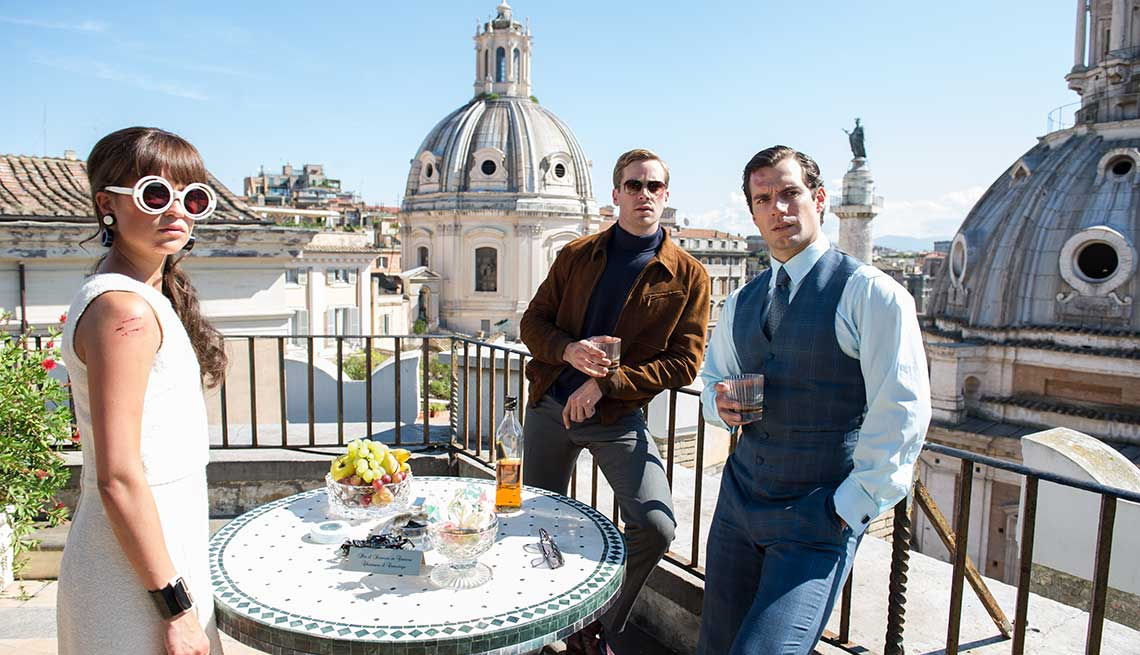2015 Summer Movie Preview, The Man from U.N.C.L.E