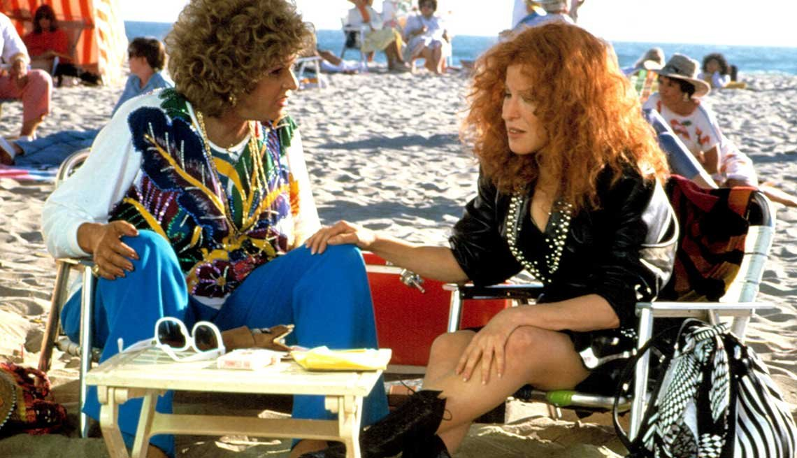 Best Beach Movies, Beaches, Bette Midler
