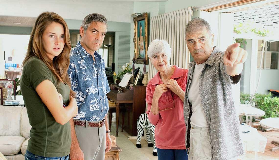 Best Beach Movies, The Descendants, George Clooney