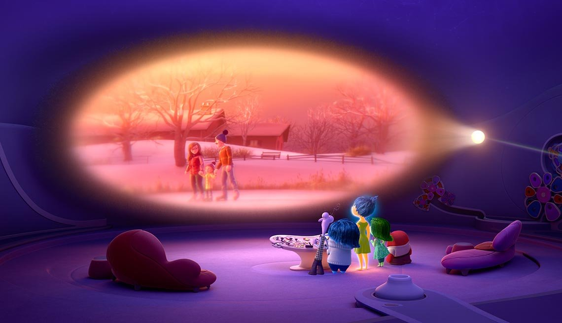 Inside Out, Movies for Grownups