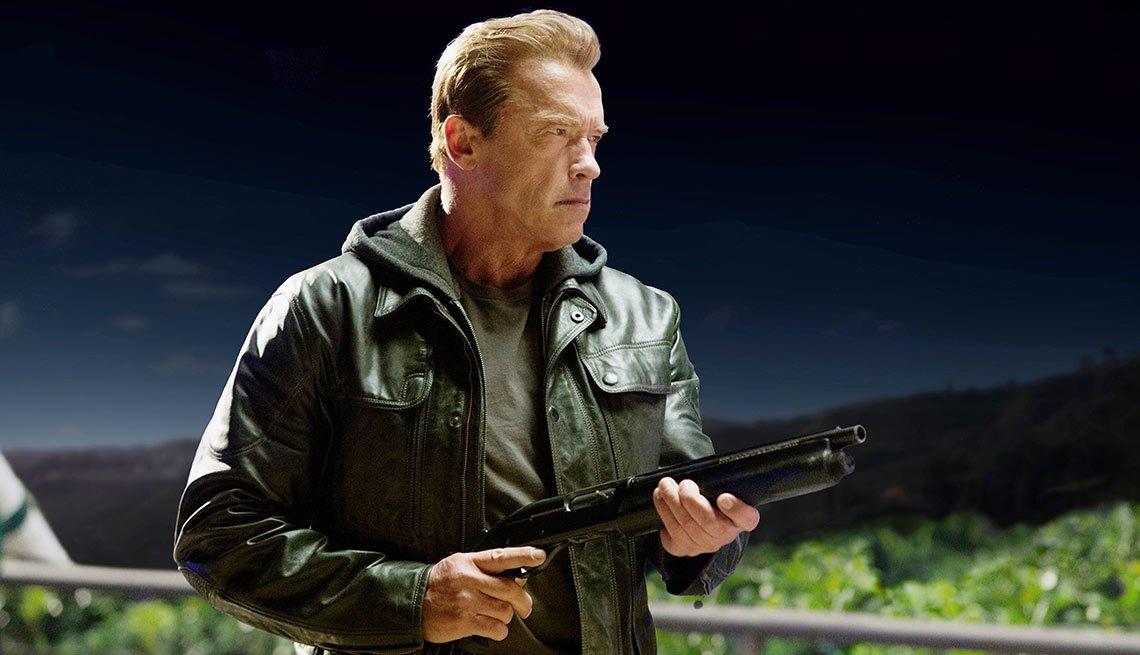 Terminator: Genisys, Arnold Schwarzenegger, movie review