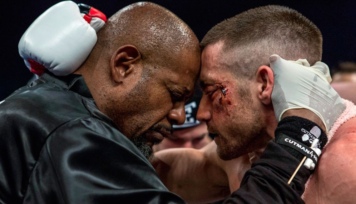 SOUTHPAW, Forest Whitaker, Jake Gyllenhaal