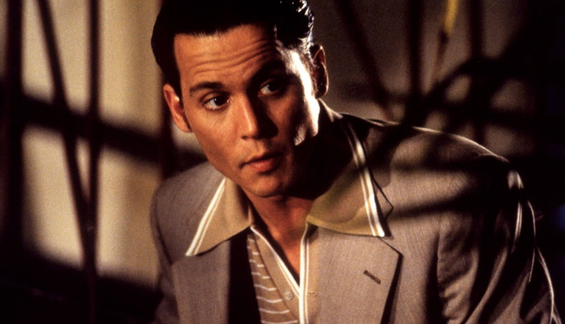 Depp-O-Meter, Donnie Brasco