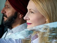 Upfront Movie: Patricia Clarkson
