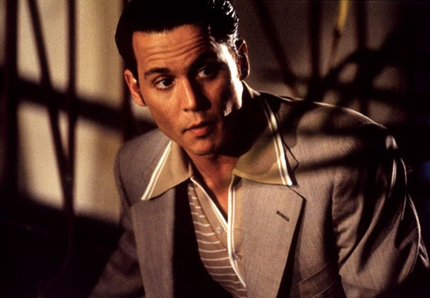 Donnie Brasco - Personajes increíbles de Johnny Depp