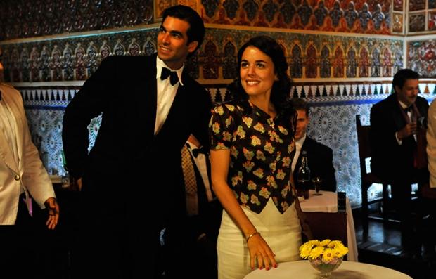 El tiempo entre costuras - Series de televisión en español para ver en línea