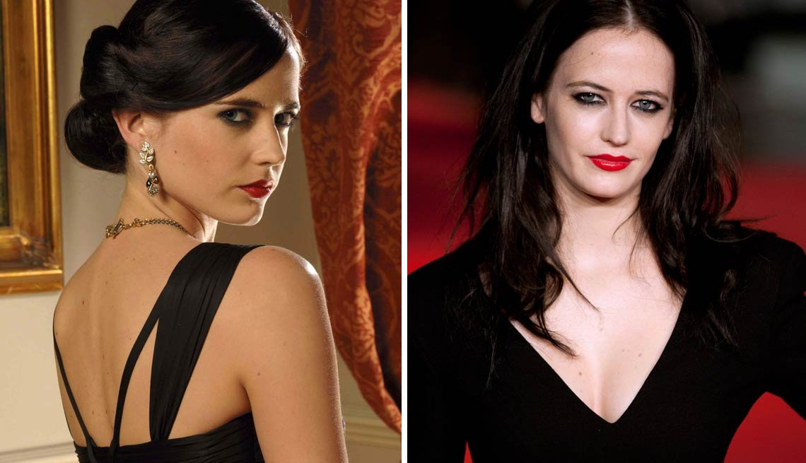Bond Girls, Eva Green