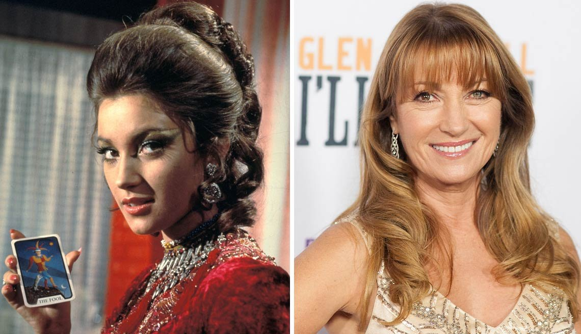 Bond Girls, Jane Seymour