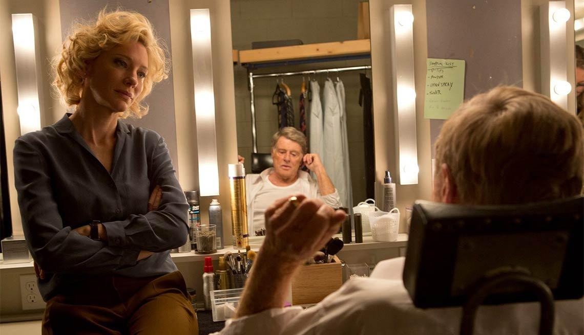 Cate Blanchett y Robert Redford protagonizan 'Truth'