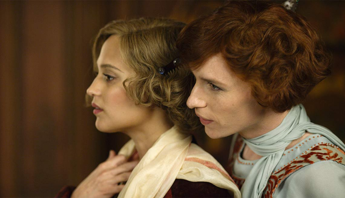 2015 Holiday Movie Preview, The Danish Girl