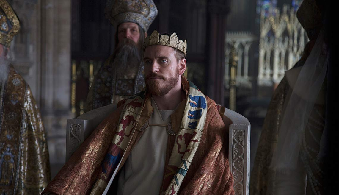 2015 Holiday Movie Preview, Macbeth