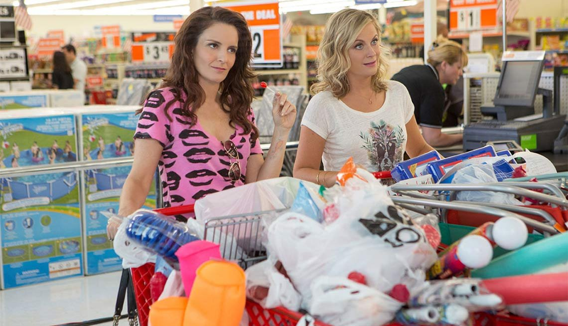 2015 Holiday Movie Preview, Sisters