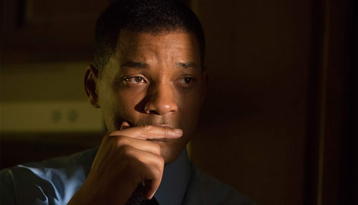2015 Holiday Movie Preview, Concussion