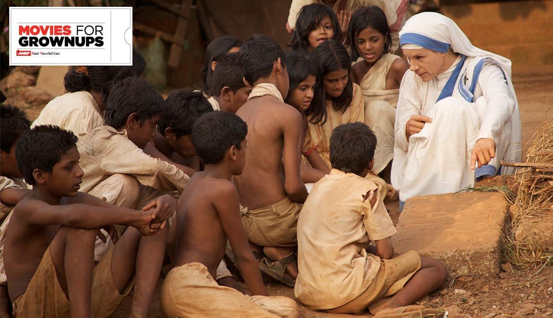 Juliet Stevenson as Mother Teresa in The Letters